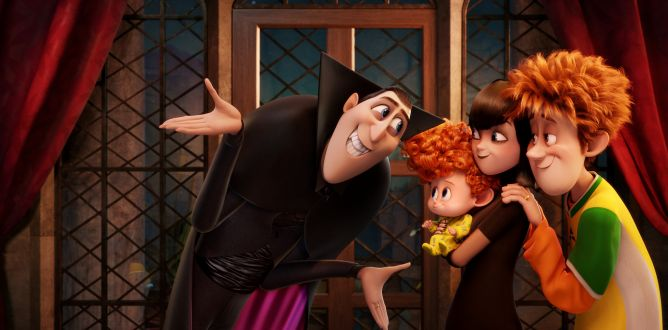 Hotel Transylvania 2 parents guide