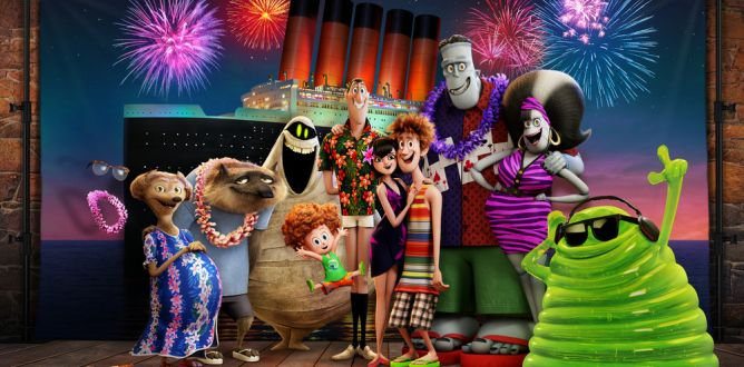 Hotel Transylvania 3: Summer Vacation parents guide