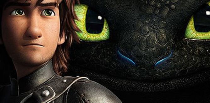 Picture from How to Train Your Dragon 2