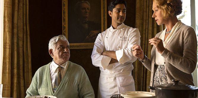 The Hundred-Foot Journey parents guide