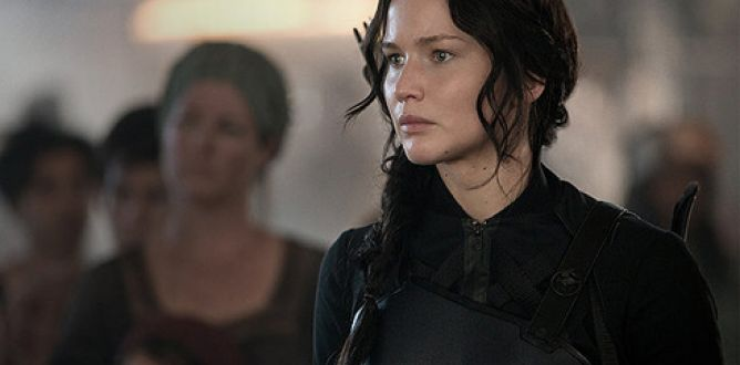 Picture from The Hunger Games: Mockingjay Part 1