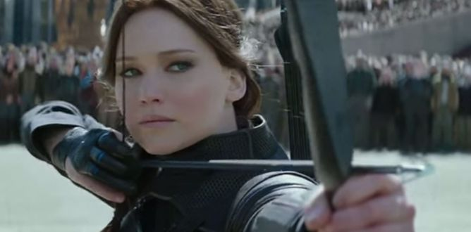 Picture from The Hunger Games: Mockingjay Part 2