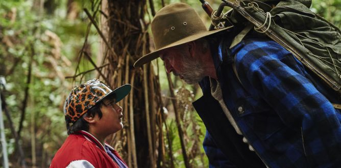 Hunt for the Wilderpeople parents guide