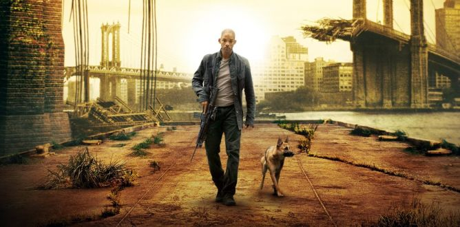 I Am Legend parents guide