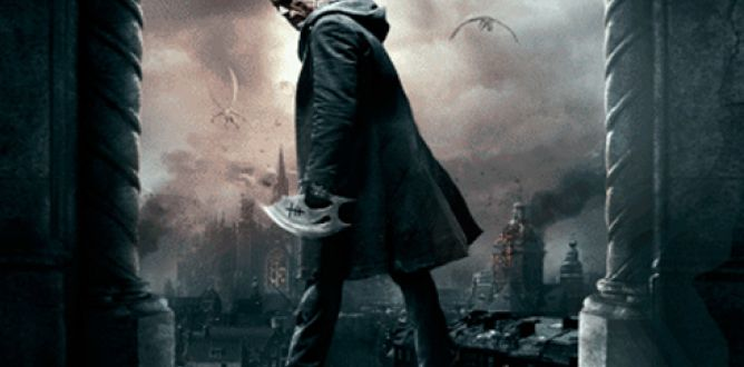 Picture from I, Frankenstein