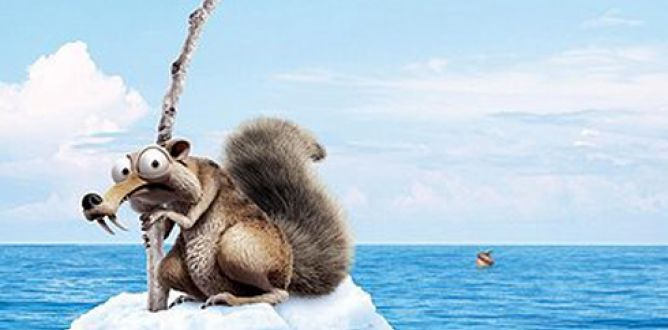 Picture from Ice Age: Continental Drift