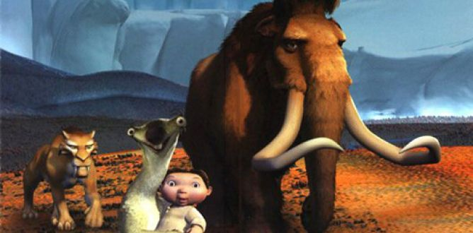 Picture from Ice Age