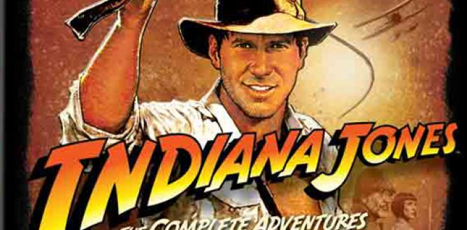 Picture from Indiana Jones: The Complete Adventures