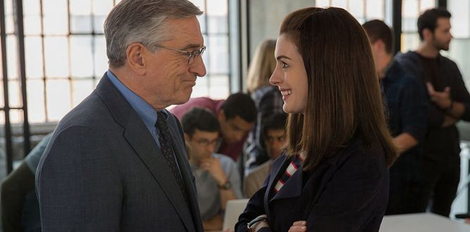 The Intern parents guide