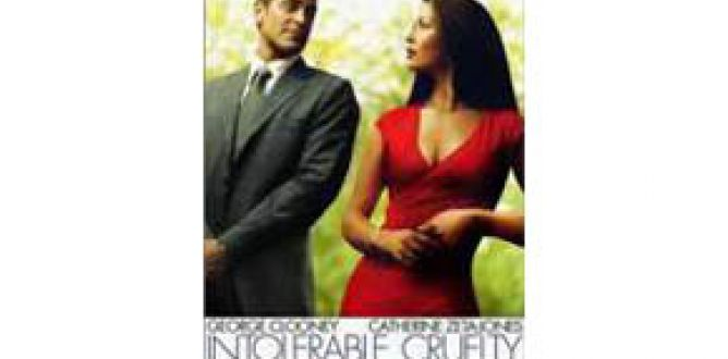 Picture from Intolerable Cruelty