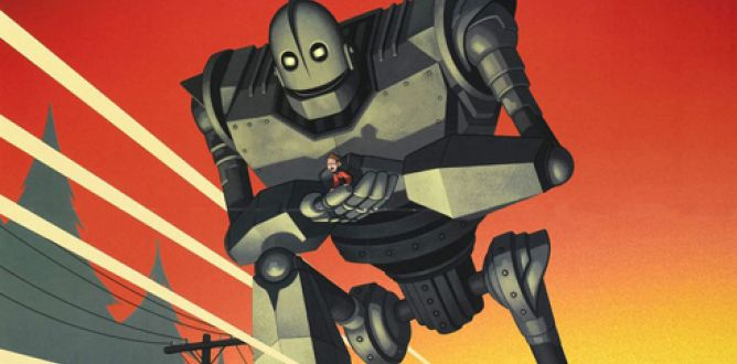 The Iron Giant parents guide