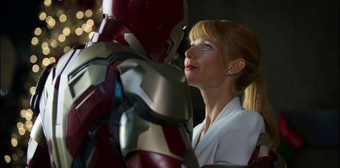 Iron Man 3 parents guide