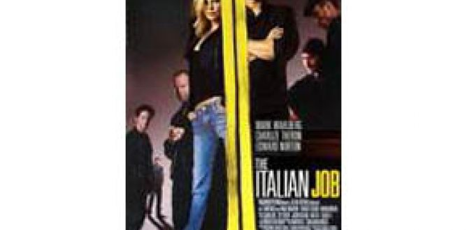 The Italian Job rating info
