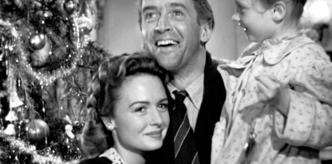 It's A Wonderful Life parents guide