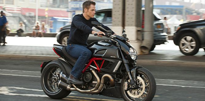 Picture from Jack Ryan: Shadow Recruit