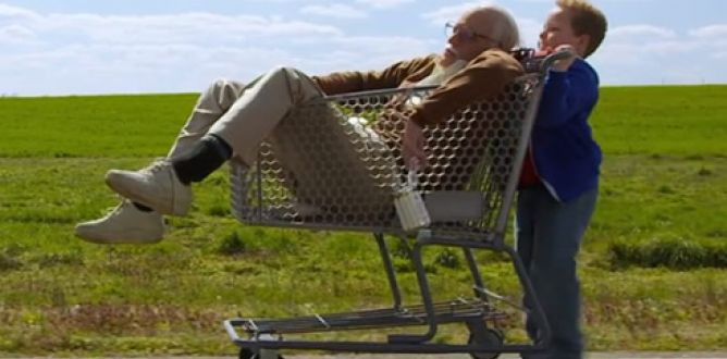 Picture from Jackass Presents Bad Grandpa