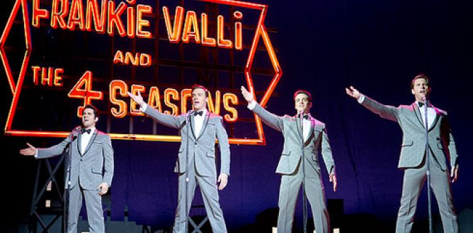 Jersey Boys parents guide