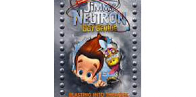 Picture from Jimmy Neutron: Boy Genius