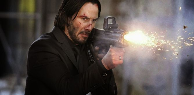 John Wick: Chapter Two parents guide