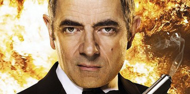 Johnny English Reborn parents guide