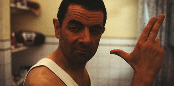 Johnny English parents guide