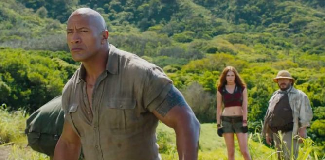 Jumanji: Welcome to the Jungle parents guide
