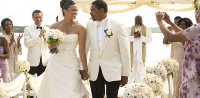 Jumping the Broom parents guide