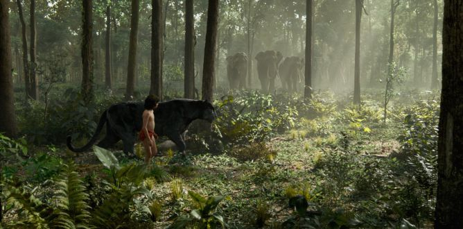 The Jungle Book (2016) parents guide