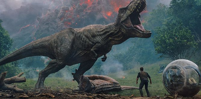 Jurassic World: Fallen Kingdom parents guide