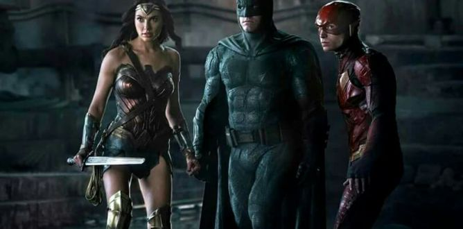 Justice League parents guide