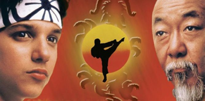 The Karate Kid 2 parents guide
