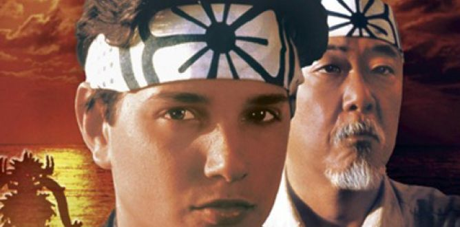 The Karate Kid parents guide