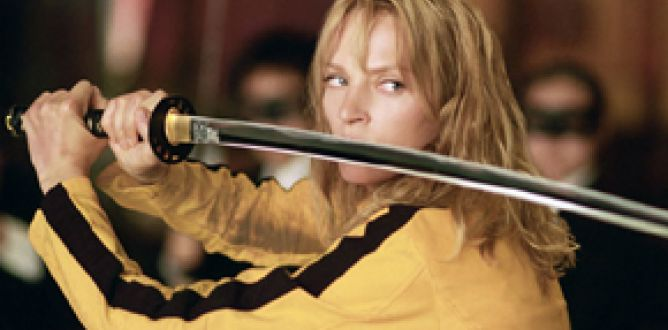 Picture from Kill Bill: Volume 1