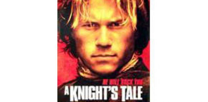 Picture from A Knight's Tale