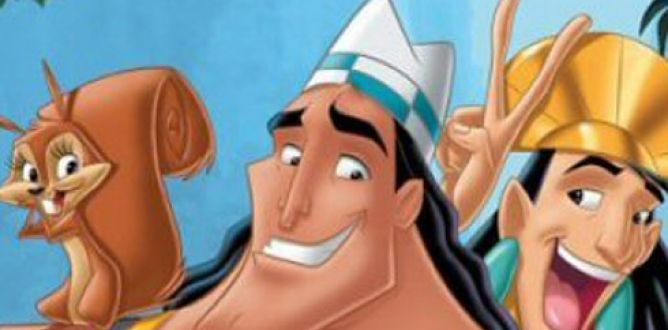 Picture from Kronk's New Groove