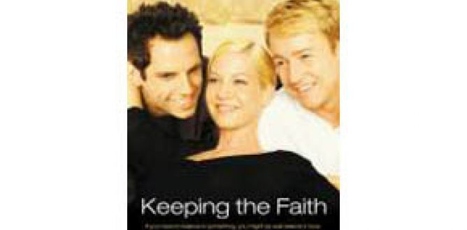Picture from Keeping The Faith