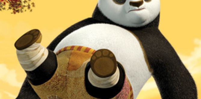 Picture from Kung Fu Panda