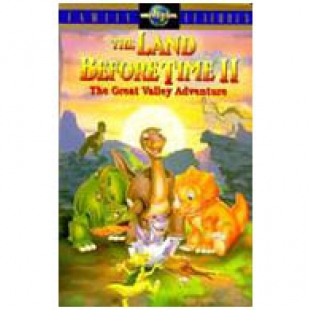 Land Before Time II, The Great Valley Adventure
