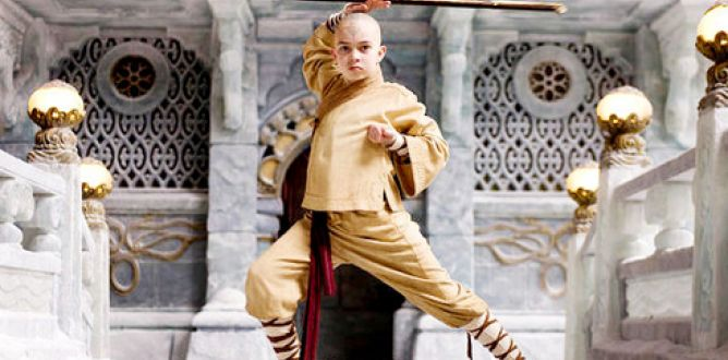 Picture from The Last Airbender