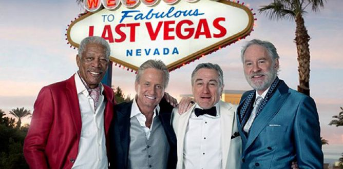 Last Vegas parents guide
