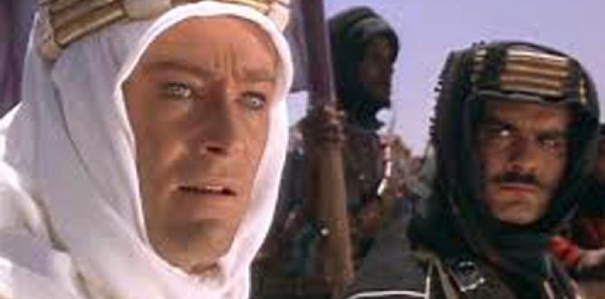 Picture from Lawrence of Arabia