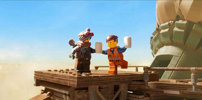 The Lego Movie 2: The Second Part parents guide
