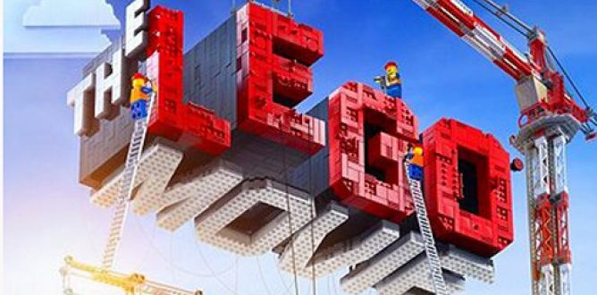 The Lego Movie parents guide