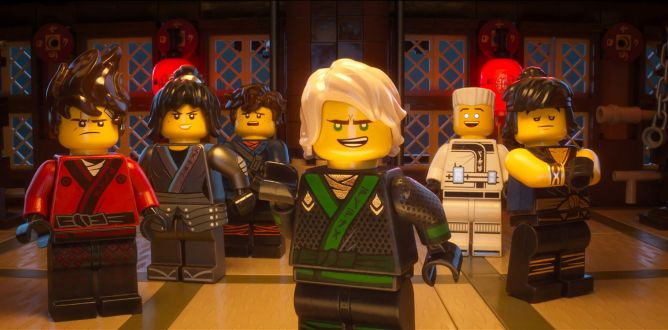 The LEGO  Ninjago Movie parents guide