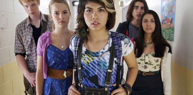 Picture from Lemonade Mouth