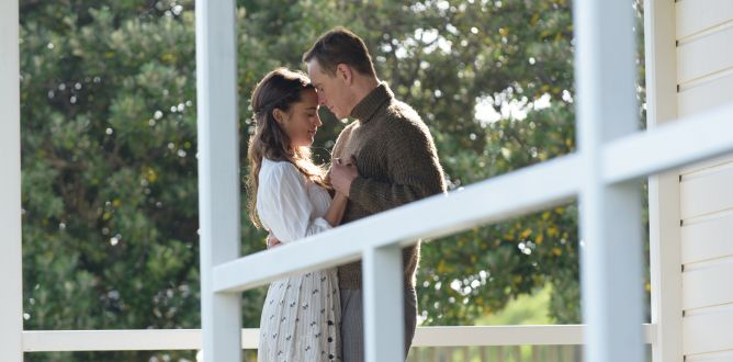 The Light Between Oceans parents guide
