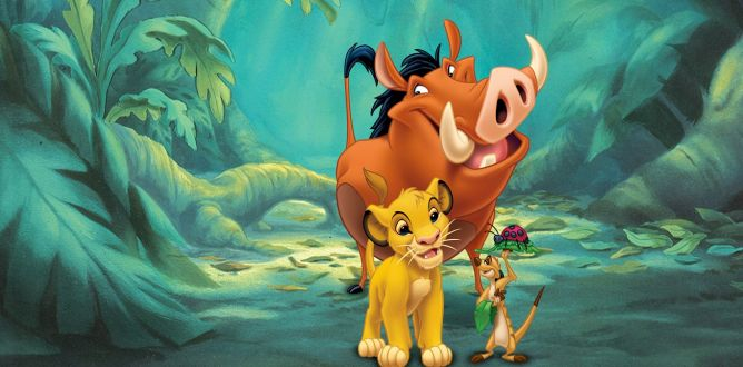 The Lion King Movie Review For Parents