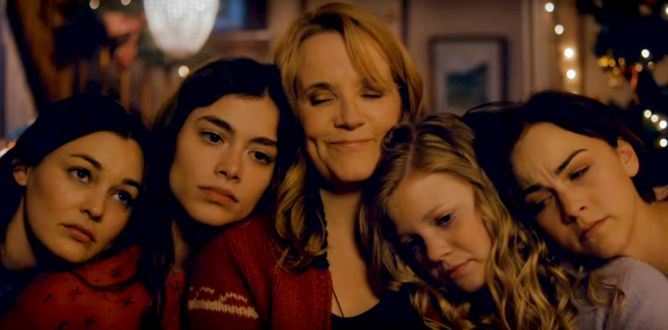 Little Women (2018) parents guide