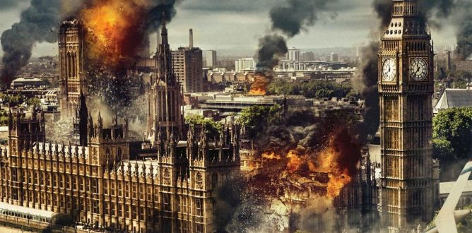London Has Fallen parents guide