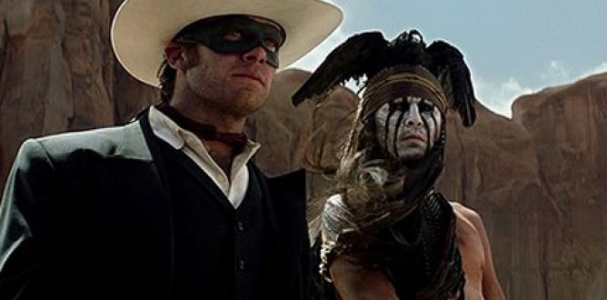 The Lone Ranger parents guide